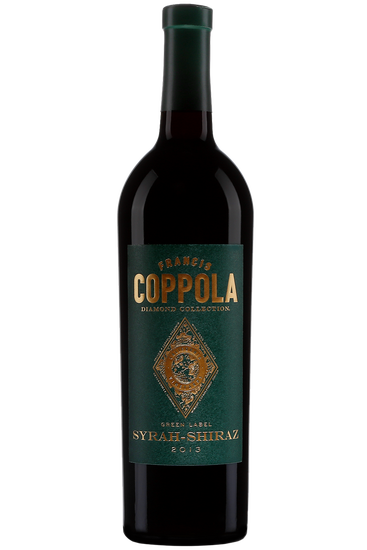 Francis Coppola Diamond Collection Green Label Syrah