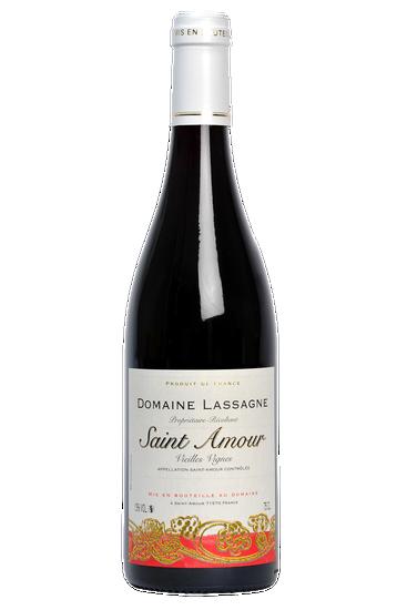 Domaine Lassagne Saint-Amour Vieilles Vignes