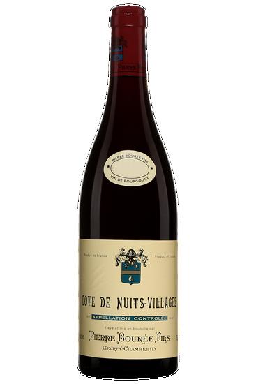 Pierre Bourée Fils Côte de Nuits Villages