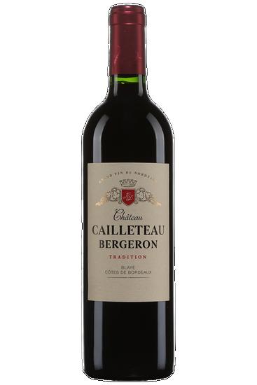 Château Cailleteau Bergeron Tradition Blaye Côtes de Bordeaux