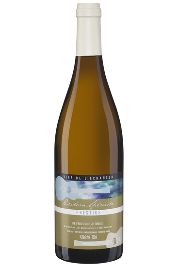 Francis Cabrel Édition Spéciale Prestige Vins de Pays des Côtes de Thongue