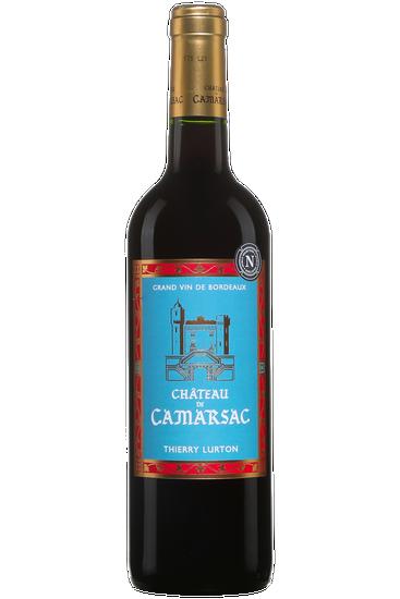 Thierry Lurton Château de Camarsac Bordeaux Supérieur Vieilles Vignes