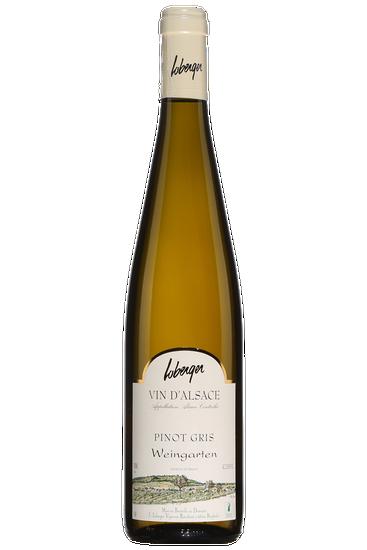 Loberger Pinot gris Weingarten