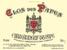 Clos des Papes Châteauneuf du Pape