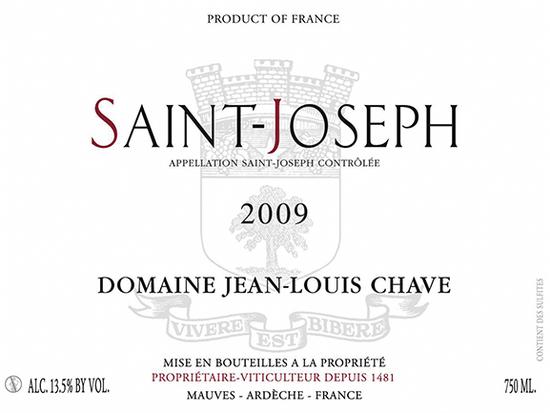 Domaine Jean-Louis Chave Saint Joseph