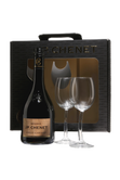 J.P. Chenet gift box 2 glasses and a bottle 750ml Merlot Cabernet Image