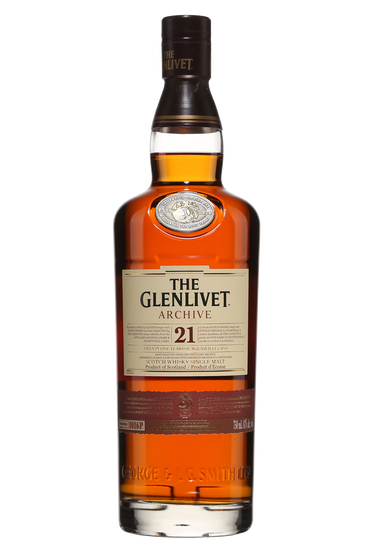The Glenlivet 21 Years Old Archive Single Malt