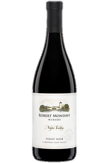 Robert Mondavi Winery Pinot Noir Carneros Napa Valley