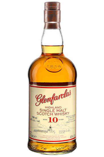 Glenfarclas 10 ans Highland Scotch Single Malt