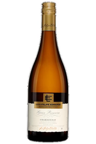 Luis Felipe Edwards Chardonnay Gran Reserva Valle de Casablanca