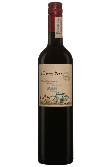 Cono Sur Cabernet-Sauvignon / Carmenère / Syrah