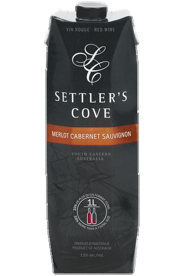 Settler's Cove Merlot / Cabernet Sauvignon
