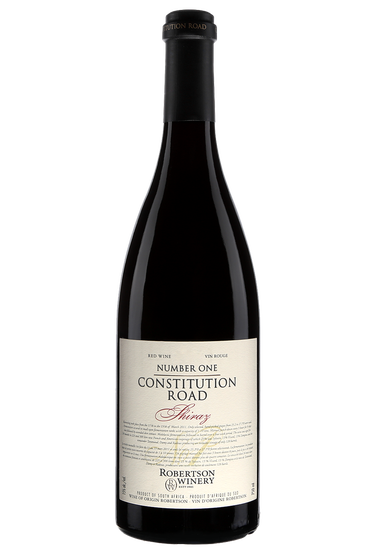 Robertson Winery Constitution Road Shiraz