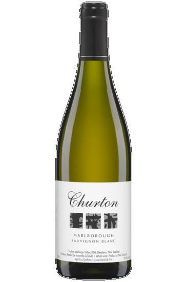Churton Sauvignon Blanc Marlborough