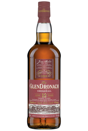 Glendronach 12 ans Original Highland Scotch Single Malt