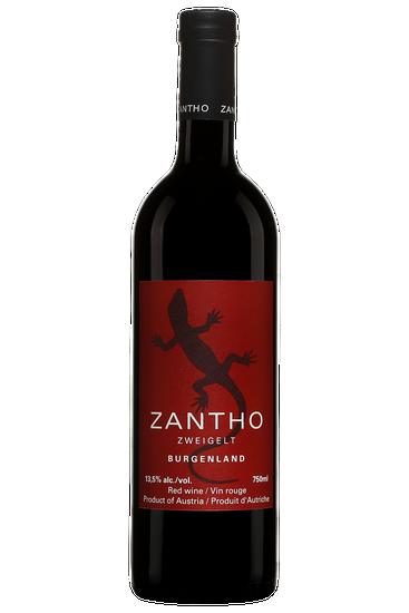 Zantho Zweigelt Qualitätswein
