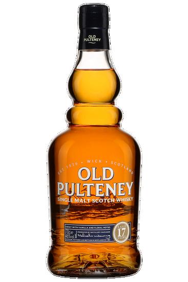 Old Pulteney 17 ans Highlands Scotch Single Malt