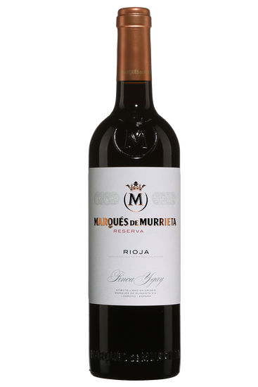 Marqués de Murrieta Ygay Reserva Rioja