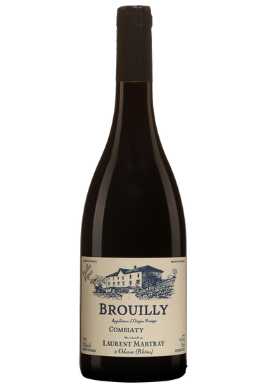 Domaine Laurent Martray Brouilly Vieilles Vignes