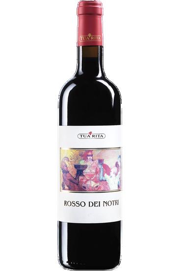 Rosso dei Notri Tua Rita Toscana i.g.t.