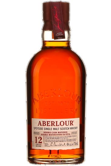 Aberlour 12 Ans Double Cask Speyside Scotch Whisky Single Malt
