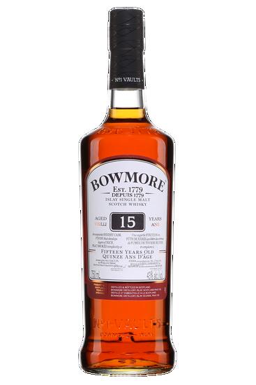 Bowmore 15 ans Islay Scotch Single Malt