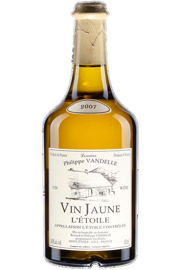Domaine Philippe Vandelle Vin Jaune L'Etoile