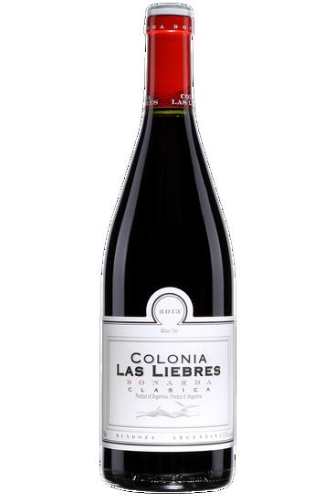 Colonia Las Liebres Bonarda Clasica Mendoza
