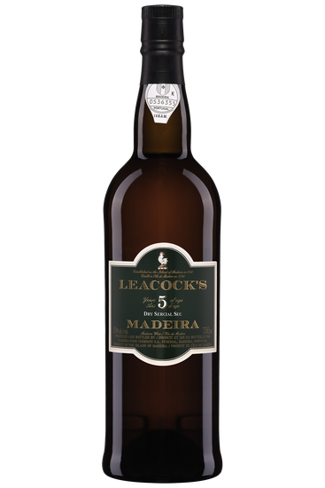 Leacock's 5 ans Dry Sercial