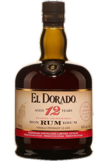 El Dorado 12 ans Demerara