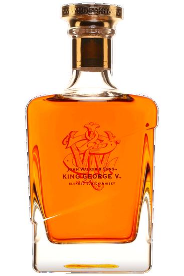 Johnnie Walker Blue Label King George V Scotch Blended