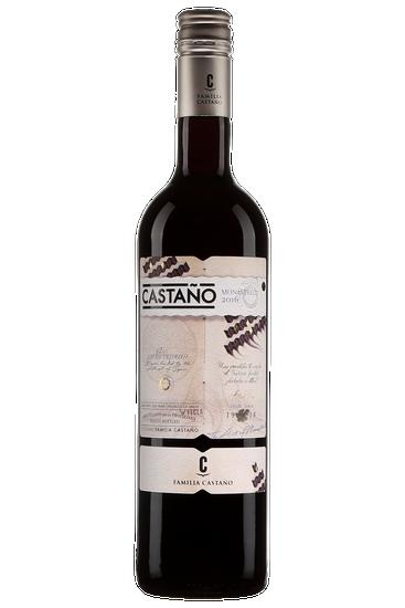 Bodega Castano Monastrell