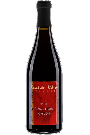Beautiful Valley Cellars Pinot Noir Oregon