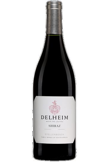 Delheim Simonsberg-Stellenbosch Shiraz