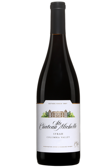 Chateau Ste-Michelle Syrah Columbia Valley