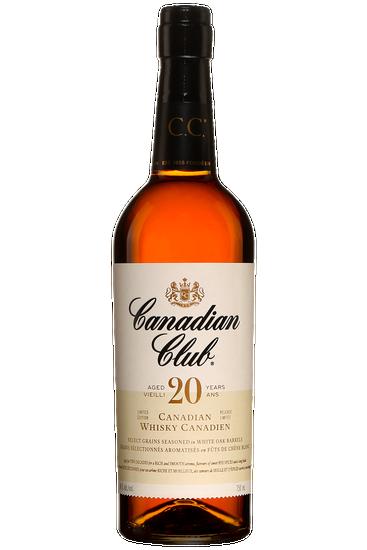 Canadian Club 20 years
