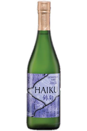 Gekkeikan Sake Haiku Premium Select