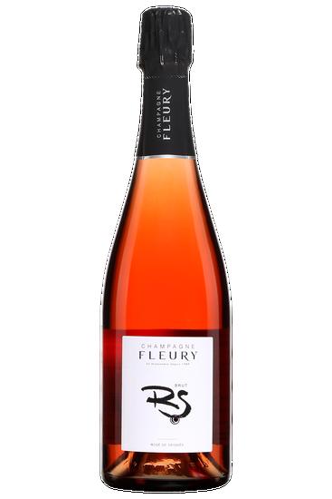 Champagne Fleury Rosé De Saignée Brut