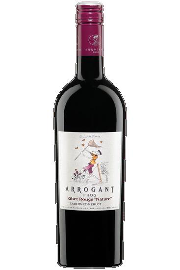 Arrogant Frog Cabernet / Merlot Ribet Rouge