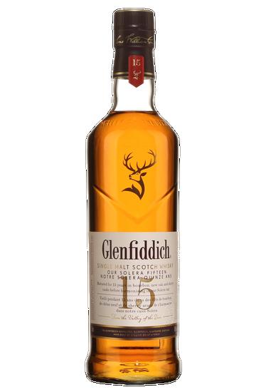Glenfiddich 15 Ans Solera Highland Single Malt Scotch Whisky
