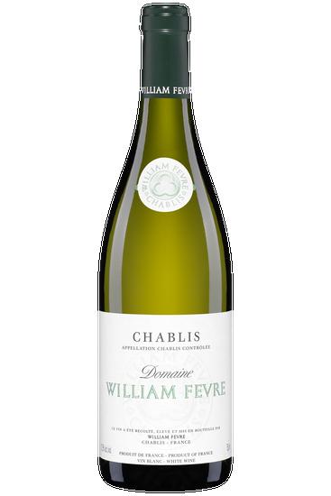 Chablis Domaine William Fèvre