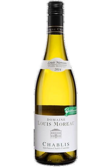 Domaine Louis Moreau Chablis