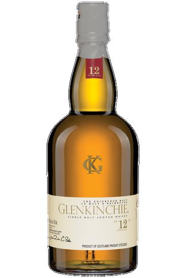 Glenkinchie 12 ans Le Malt d'Edimbourg Scotch Single Malt