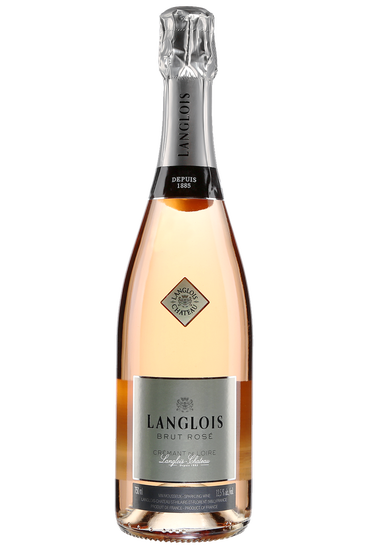 Domaine Langlois-Château Brut rosé