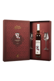 Domaine Lafrance gift box: 2 glasses with a bottle of ice cider Image