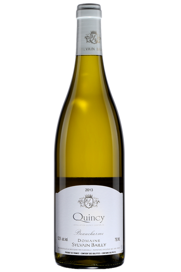 Domaine Sylvain Bailly Beaucharme Quincy