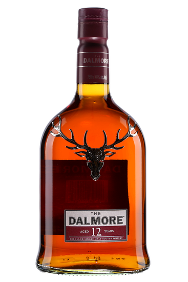 The Dalmore 12 Years Old Highland Single Malt Scotch Whisky