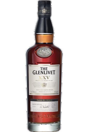 The Glenlivet XXV Scotch Single Malt