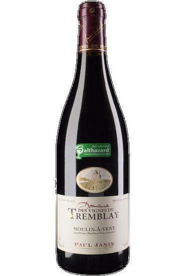 Paul Janin & Fils Les Vignes du Tremblay Moulin-à-Vent