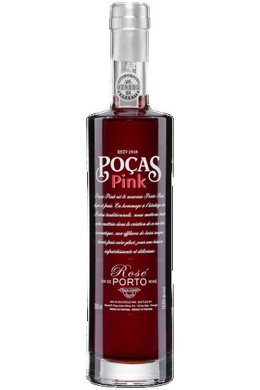 Poças Pink